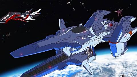 《机动战士高达SEED》,故事进入太空篇,革命之路即将开启!