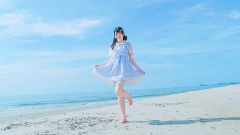 【YIYO☆】阳光沙滩裸足❀水果舞池❀