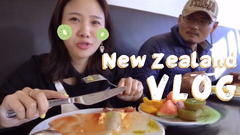 密子君VLOG·外国人煮的粥竟然是这样?又是想念大中华早餐的一天