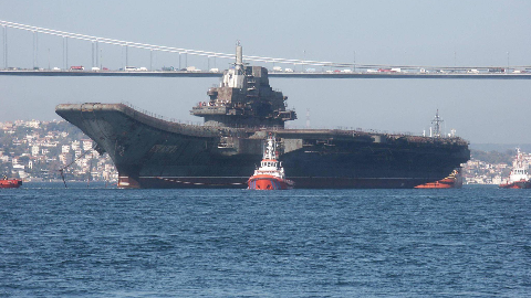 扣押中国航母勒索10亿美元、包围美国基地,这国算是活到头了!