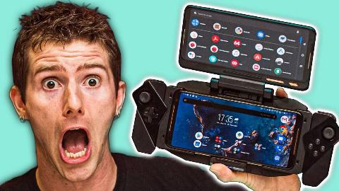 【官方双语】地表最强游戏手机  ROG游戏手机2评测#linus谈科技