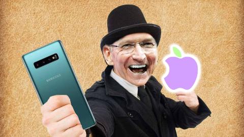 【潮资讯】5G套餐预约开启 | 三星手机新专利可测水果