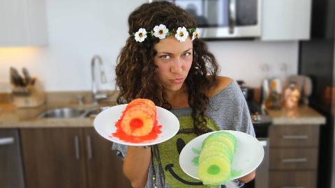 【什么鬼】样子极其可爱的果冻菠萝片 - Tipsy Bartender