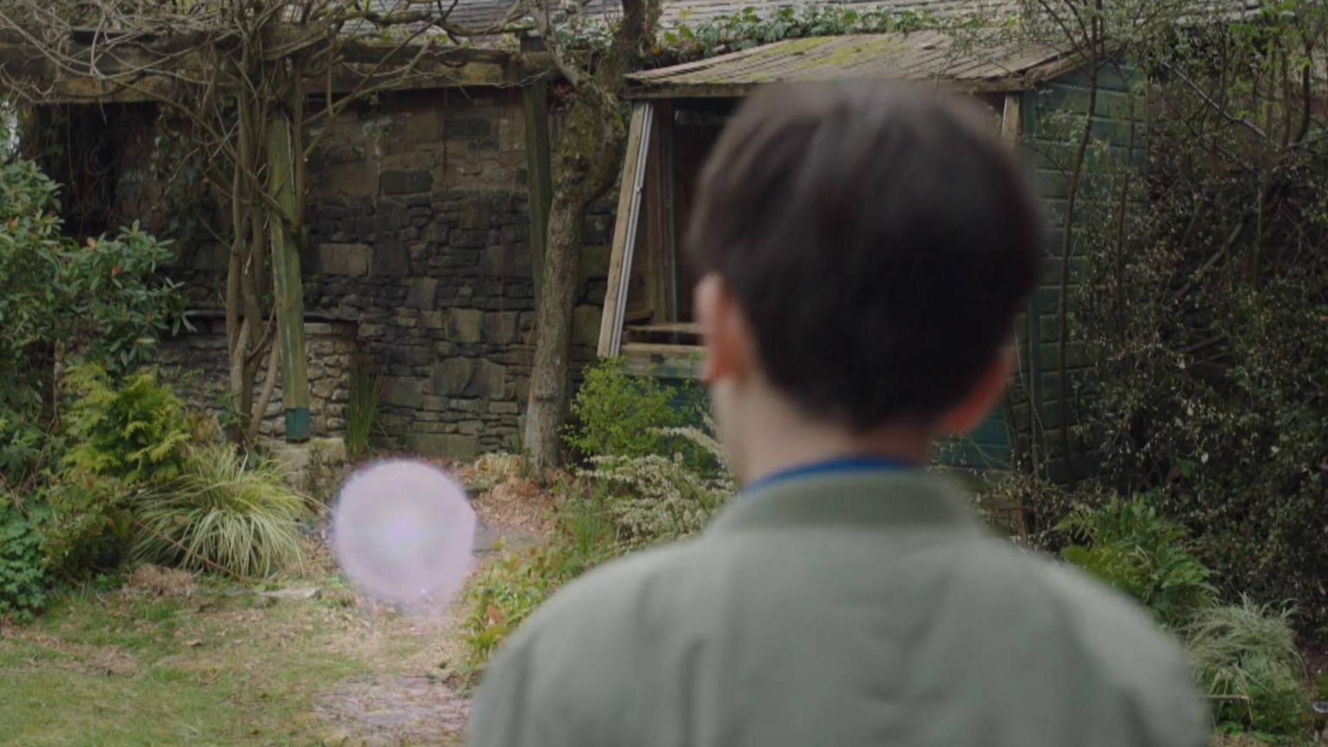 男孩发现一只奇怪的光球,用手一摸怪事发生了《猎奇怪谈:名叫雷德的男孩》