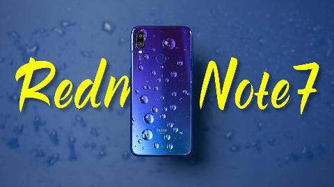 红米Note7评测:2019年最值得买的千元机?
