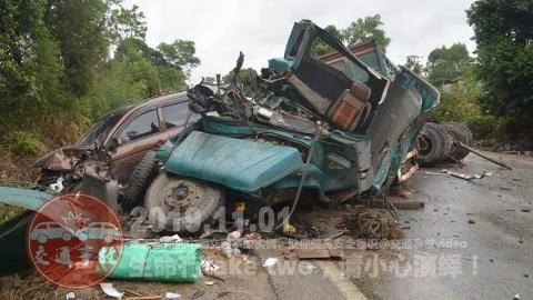 中国交通事故20191101:每天最新的车祸实例,助你提高安全意识