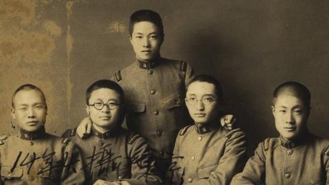 【平远说】留学日本军校的中国栋梁——陆士中华队小传