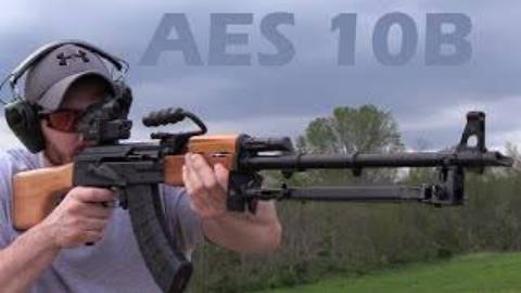 [VSO]AES 10B罗马尼亚RPK轻机枪