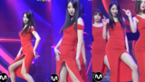 9Muses-性感美女-撩人舞姿-你到底是看哪里