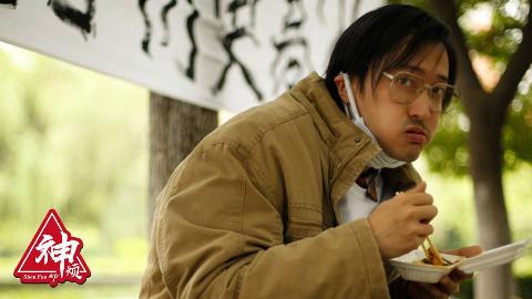 人物志—王传君:总有那么几个傻子,又认真又可爱。