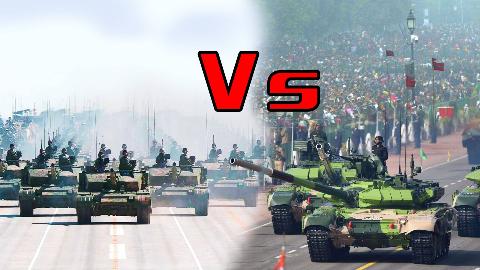 世界第一款四代坦克将落户印度?中印装甲力量对比或将改变!