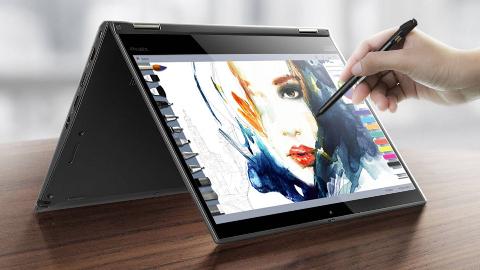 联想发布新品ThinkPad X390 Yoga变形本