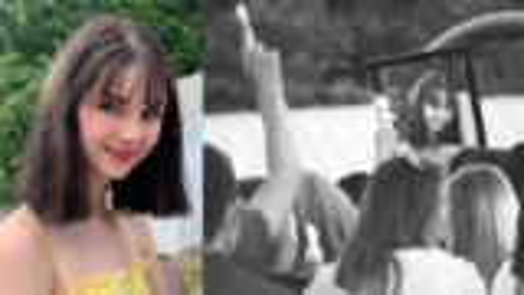 美国17岁美女网红惨遭割喉,死后男友疯狂与尸体自拍,只为吸粉!