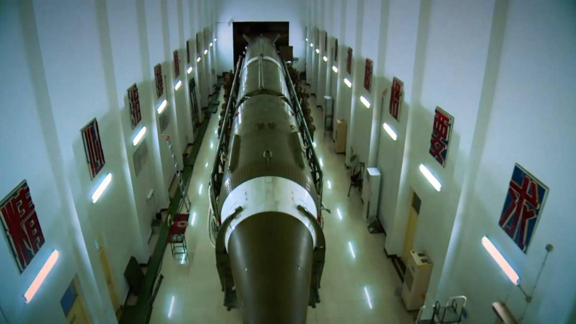 央视曝光816地下核长城:5000公里覆盖20个省,核导弹随时破土而出