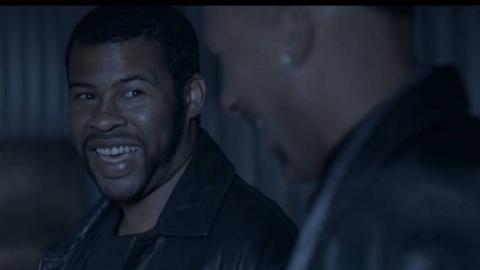 【黑人兄弟】嘿嘿、嘿、嘿、嘿嘿、嘿嘿嘿、额、嘿,别跟着我笑好么?
