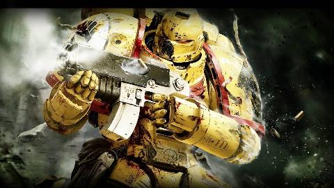 【战锤40k 战锤40000 星际战士】 我们是死亡天使 帝皇意志的执行者 人类的守护神!