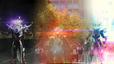 【假面骑士Evol/前传】跨越那名为绝望的希望【MAD/燃向】