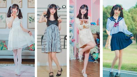 【NeKo】想变得可爱软萌性感我都有!你最喜欢哪一种?