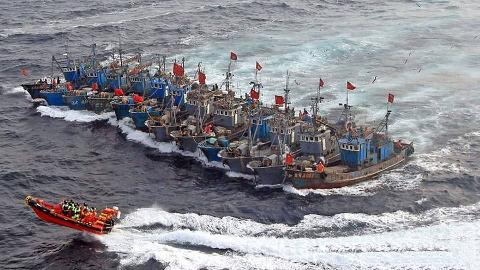 中国渔民组团打捞日本F35?曾捞到神秘物体助中国海军进步20年