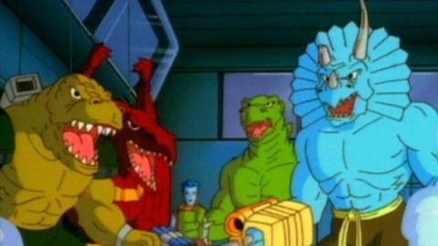 星际恐龙3-9动画补档剪辑