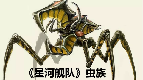 【背包】星河舰队虫族大揭秘,附送阿拉奇尼斯虫族制作花絮!