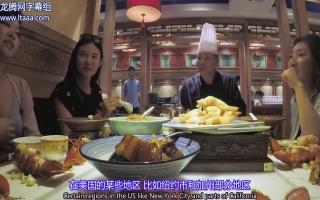 【龙腾网字幕组】如何在国外分辨正宗的中国菜!