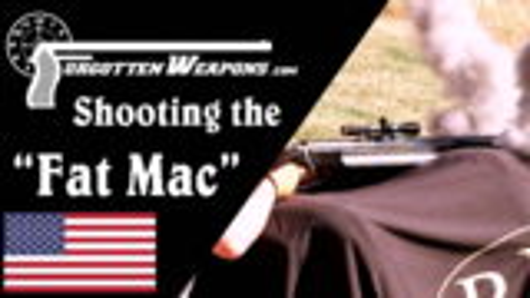 """【被遗忘的武器/双语】""""胖麦克"""" SSK工业 .950 JDJ步枪靶场试射"""