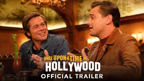 《好莱坞往事》最新官方预告片