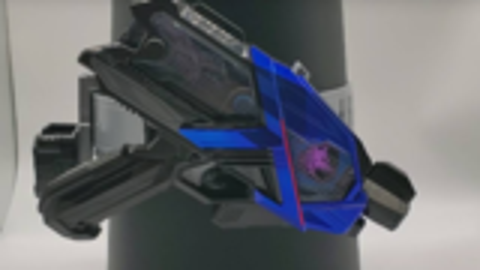 假面骑士01 巴尔坎射击枪变身音效