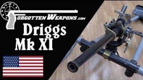 [遗忘武器]得里格斯Mk IX 37mm速射炮