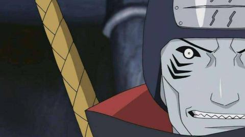 火影忍者杂谈15 真正的忍者 为任务付出一切的忍者 干柿鬼鲛