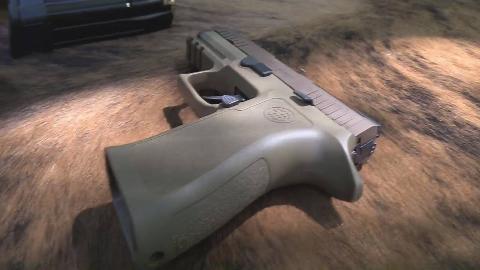 [hickok45]再聊西格绍尔XCarry手枪