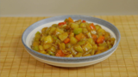蚝油烧茄子最简单的家常做法,饭店大师都是这么做的,简单又下饭!