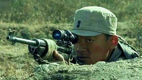 【抗日蕉易·第036期】颜值担当?顺溜的这把狙击枪真够忙的!