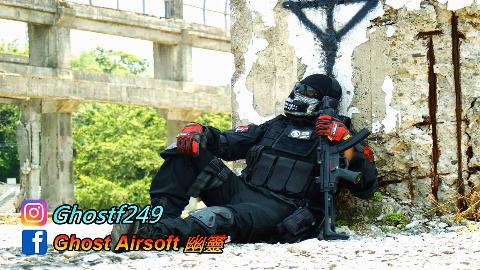 【Airsoft】台湾玩家幽灵——最瘋狂的速度玩家