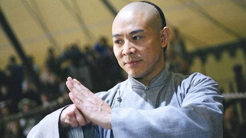霍元甲:功夫皇帝李连杰的打斗太帅了