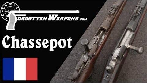 【被遗忘的武器/双语】夏斯波——最棒的击针枪