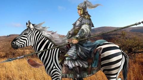 非洲有这么多斑马,为何没有组成为非洲铁骑横扫欧亚?