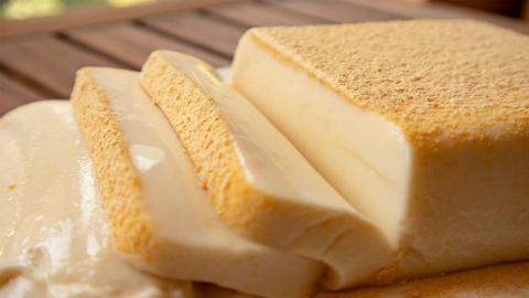 喝不完的豆浆不要倒掉,多加一样东西,就能秒变爽滑的豆乳布丁