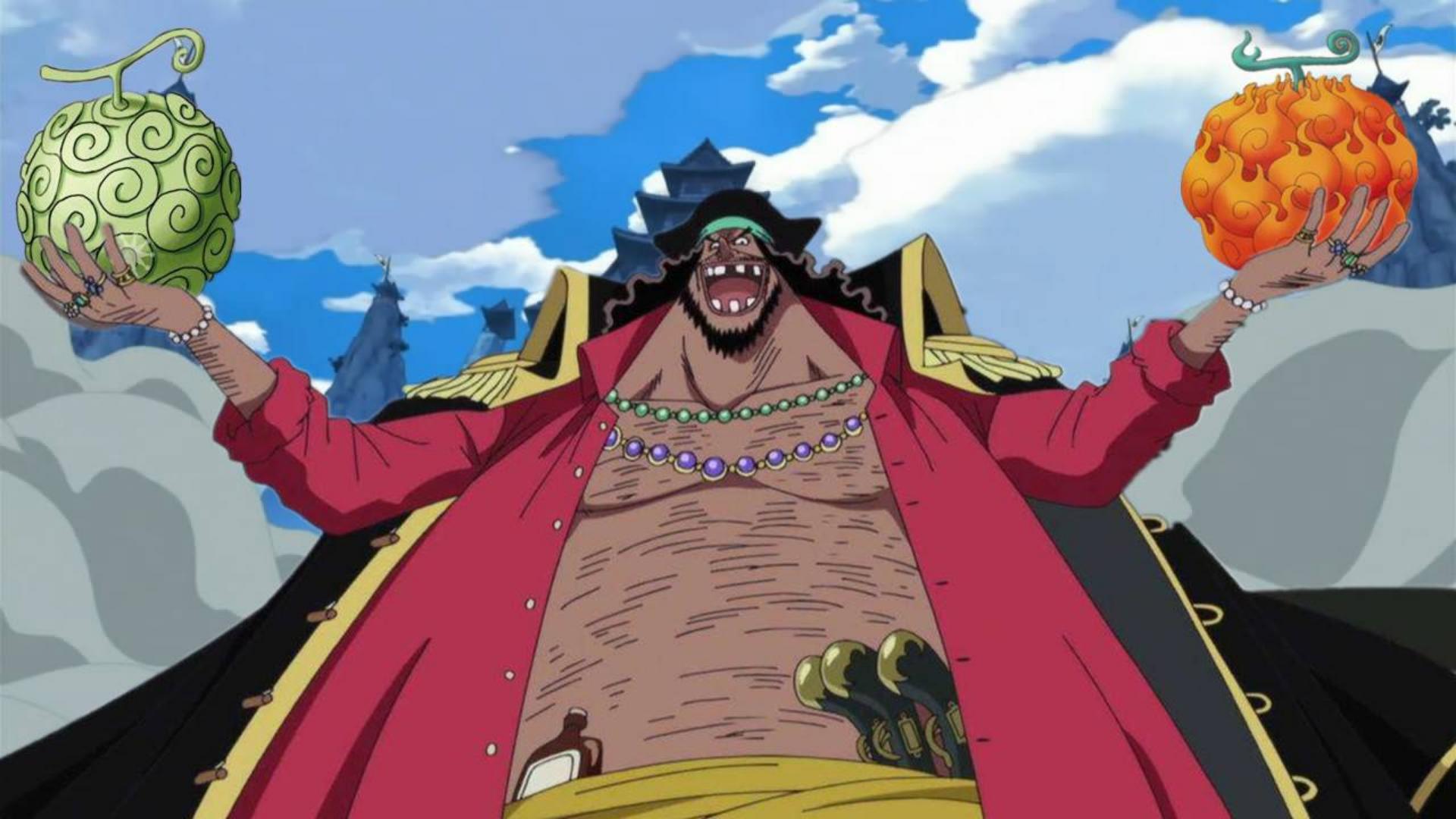 黑胡子即将获得第三个恶魔果实能力!猜测海贼王接下来的剧情