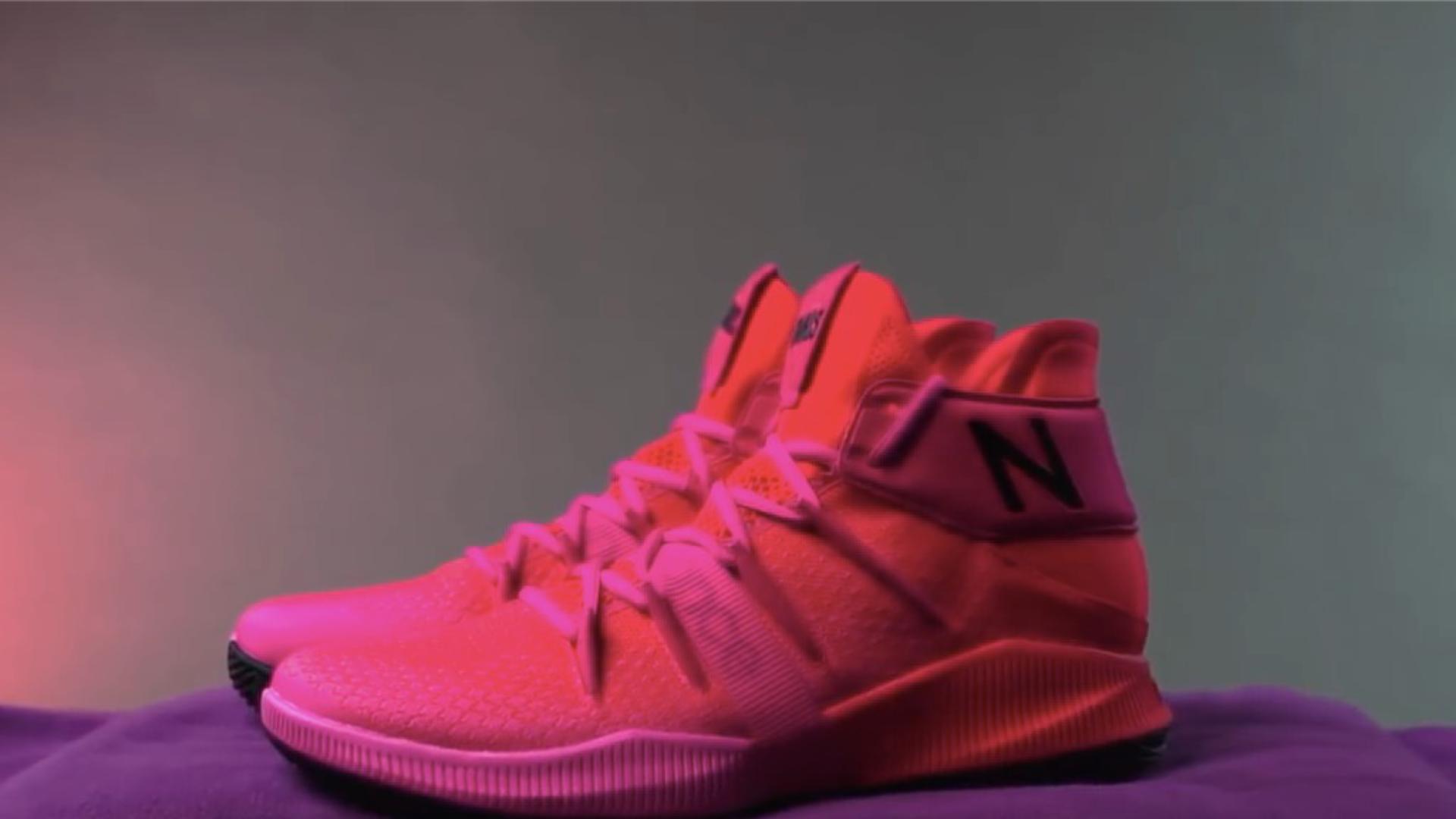球鞋收录机|New Balance OMN1S 伦纳德战靴 实战鞋评 - 中规中矩攻守兼备
