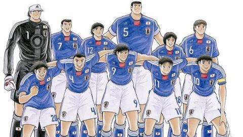 【斌哥】来看看《足球小将》世青篇(四)
