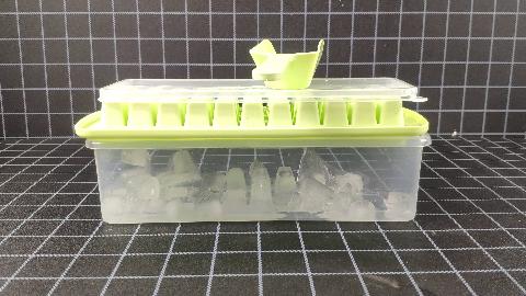 开箱:撸串必备之一,十块钱不到的冰格,到底能不能用?