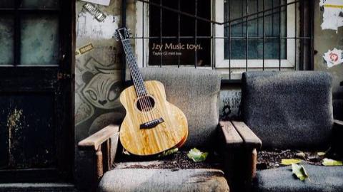各种姿势玩原版编曲:王菲-匆匆那年 by guitarsong 吉他宋