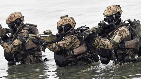 海豹突击队只能算美军特种部队的第二梯队,第一梯队都有哪些?