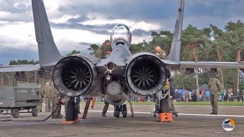 各种飞机发动机启动合辑(喷气机活塞机)