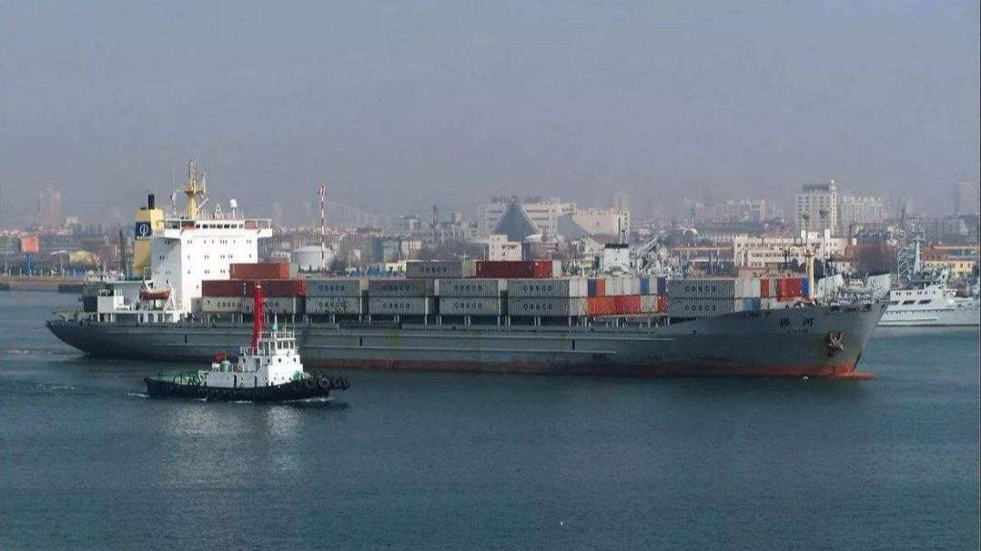 美国切断GPS,强行扣押中国商船!为何北斗系统的重要性堪比核弹?