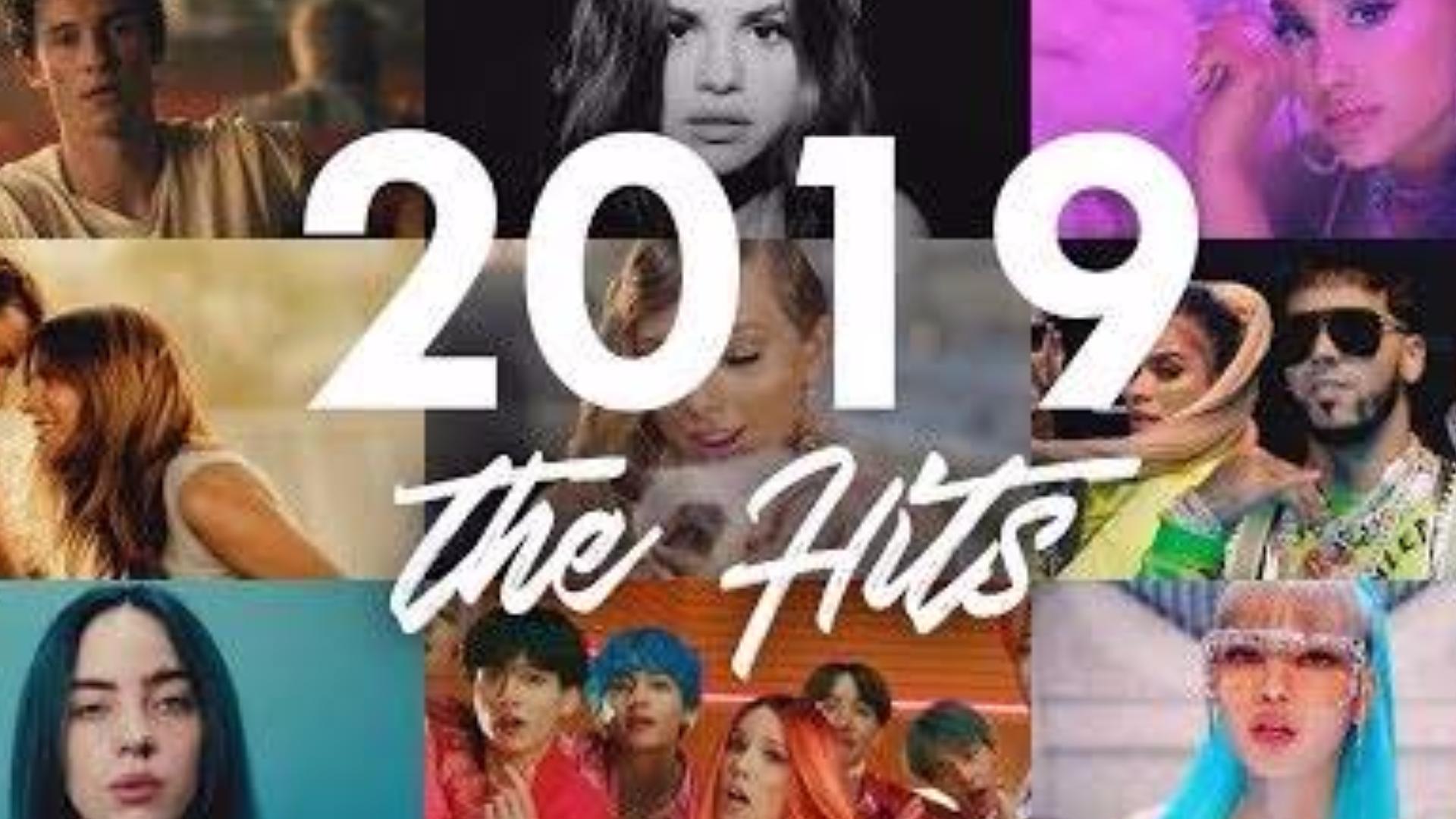 超好听混音!HITS OF 2019