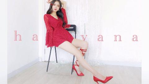 【源一】Havana 双倍快乐 你选哪一个?小高跟红裙(2p有福利)