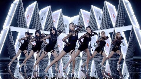 【莫笑中字】化身为美女魔术师!AOA-Bing Bing MV华丽上演